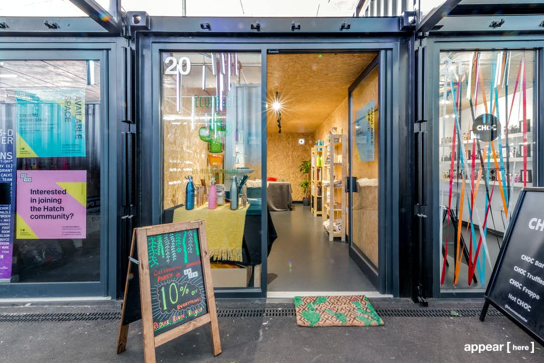 Manchester Pop-Up, Hatch - Studio Space
