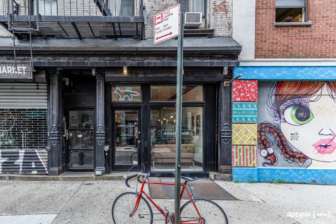 Rivington Street, East Village -