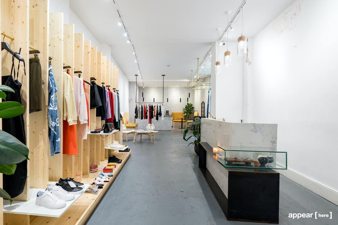 Shoreditch High Street – Concept Store Event Space