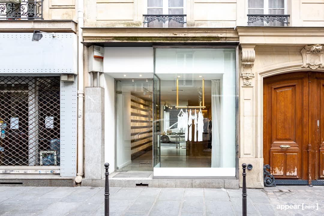 56 rue Notre-Dame de Nazareth, Le Marais, Paris