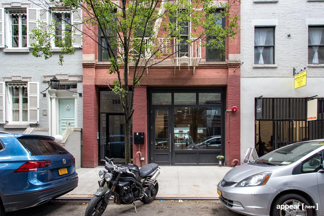 298 Elizabeth Street, New York, NY