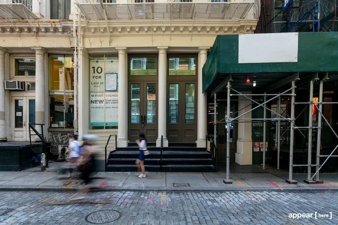 10 Greene Street, Soho, New York, NY