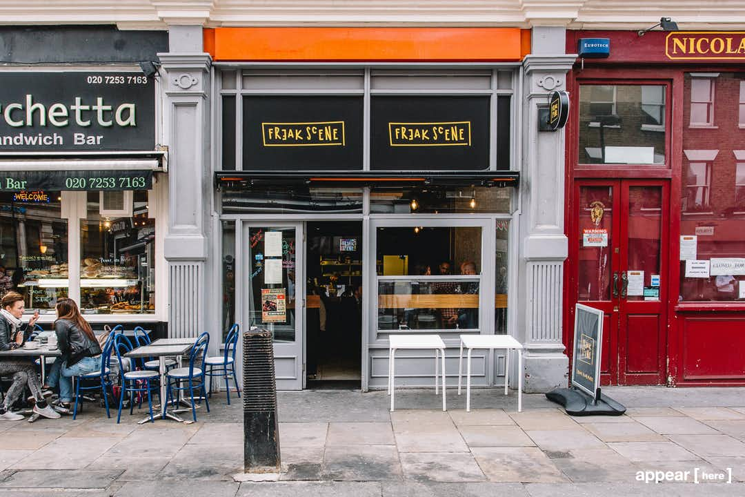 91 Cowcross Street, London