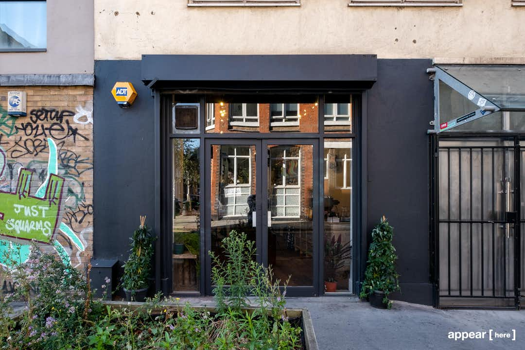 Redchurch Street, Shoreditch - Black Box Retail Space