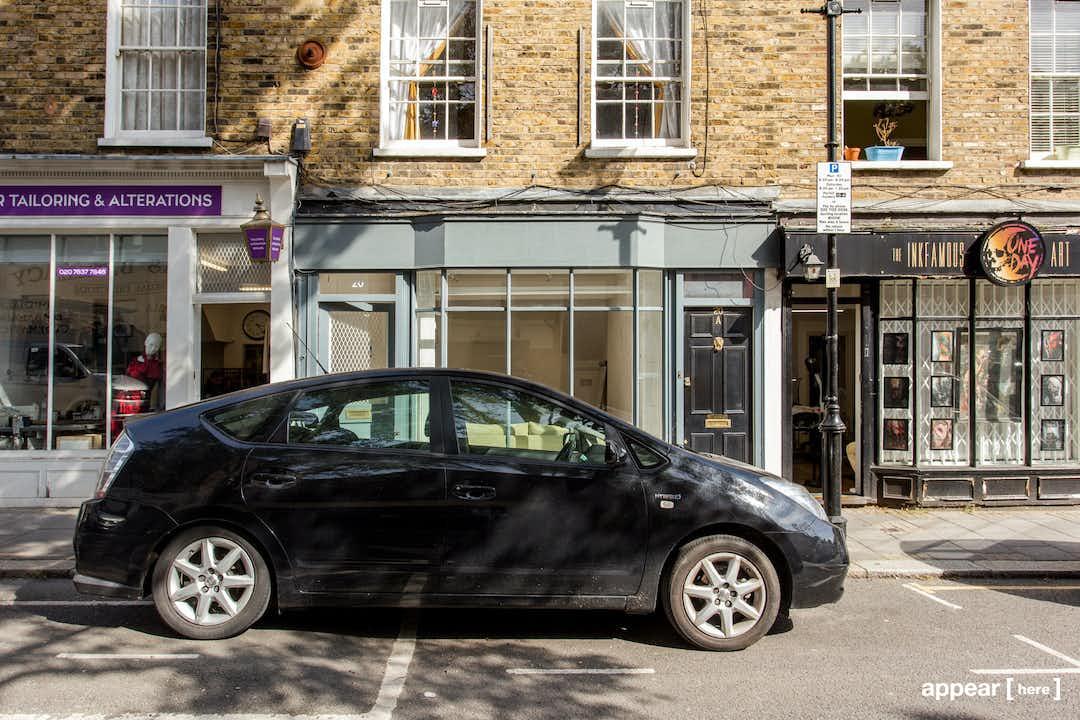 20 Arlington Way, Clerkenwell, London