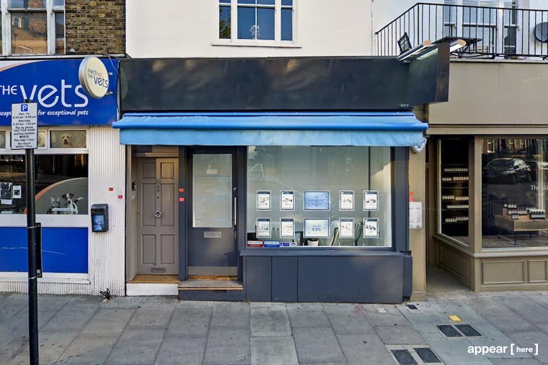 58 Cross Street, London