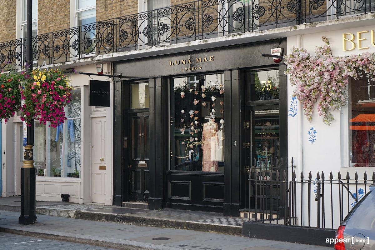 Elizabeth Street, Belgravia - The Belgravia Boutique