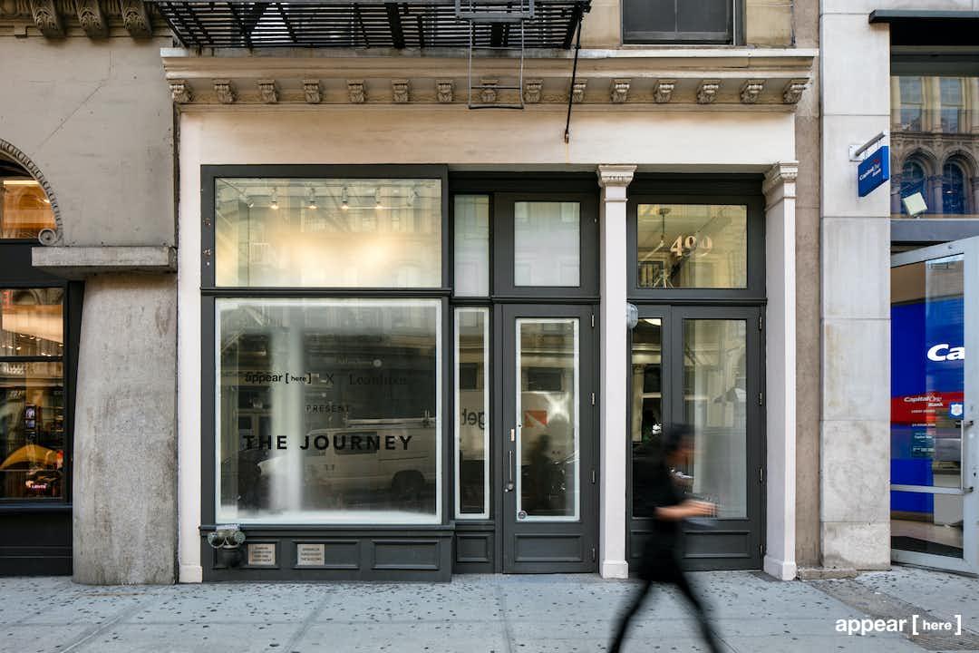 Broadway, Soho - The Split Level Store