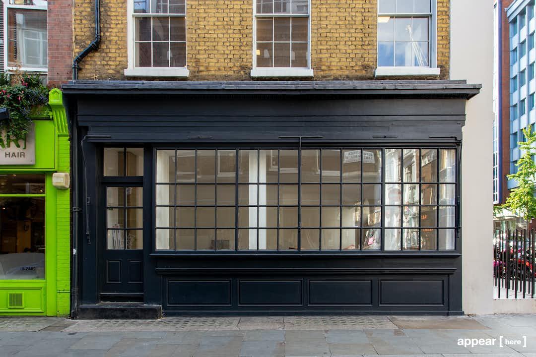 21a Noel Street, Soho, London