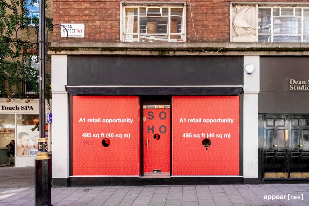 58 Dean Street, London