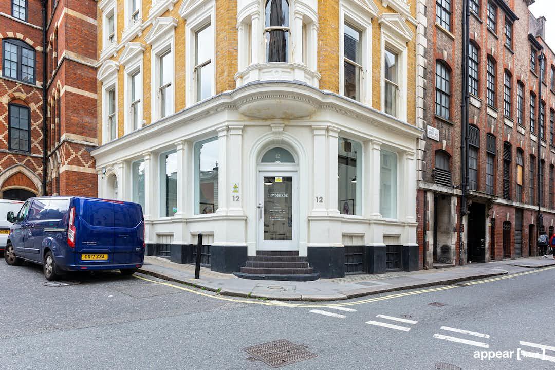12 Burleigh Street, Covent Garden, London
