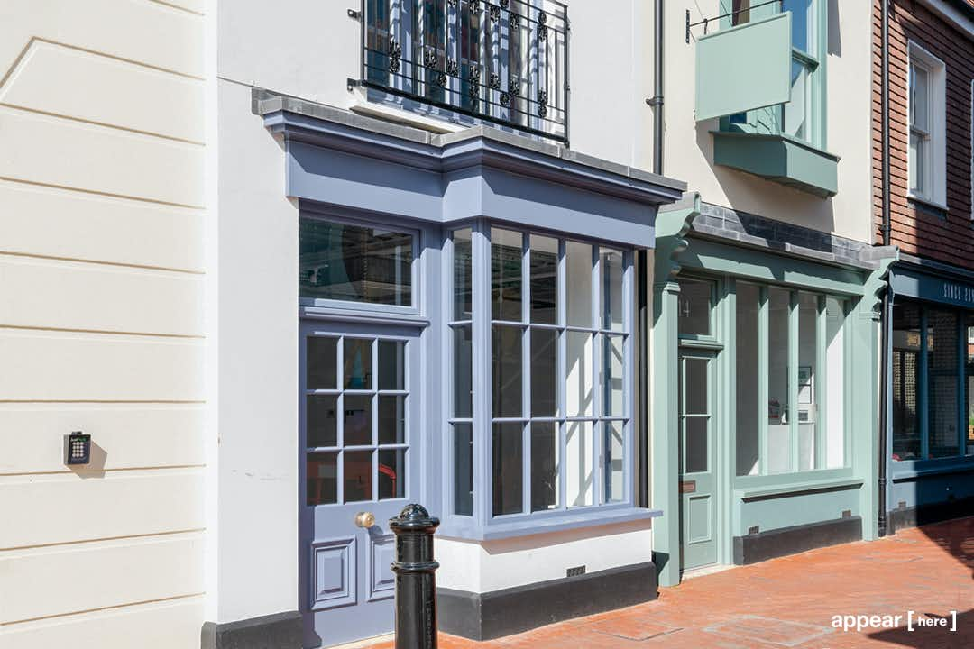 Hanningtons Lane, Brighton - The New Brighton Boutique
