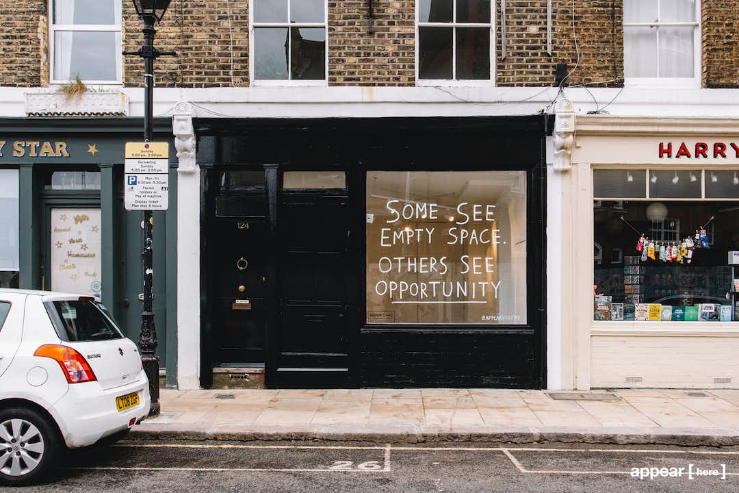 Columbia Road, Shoreditch - The Little Grey Boutique