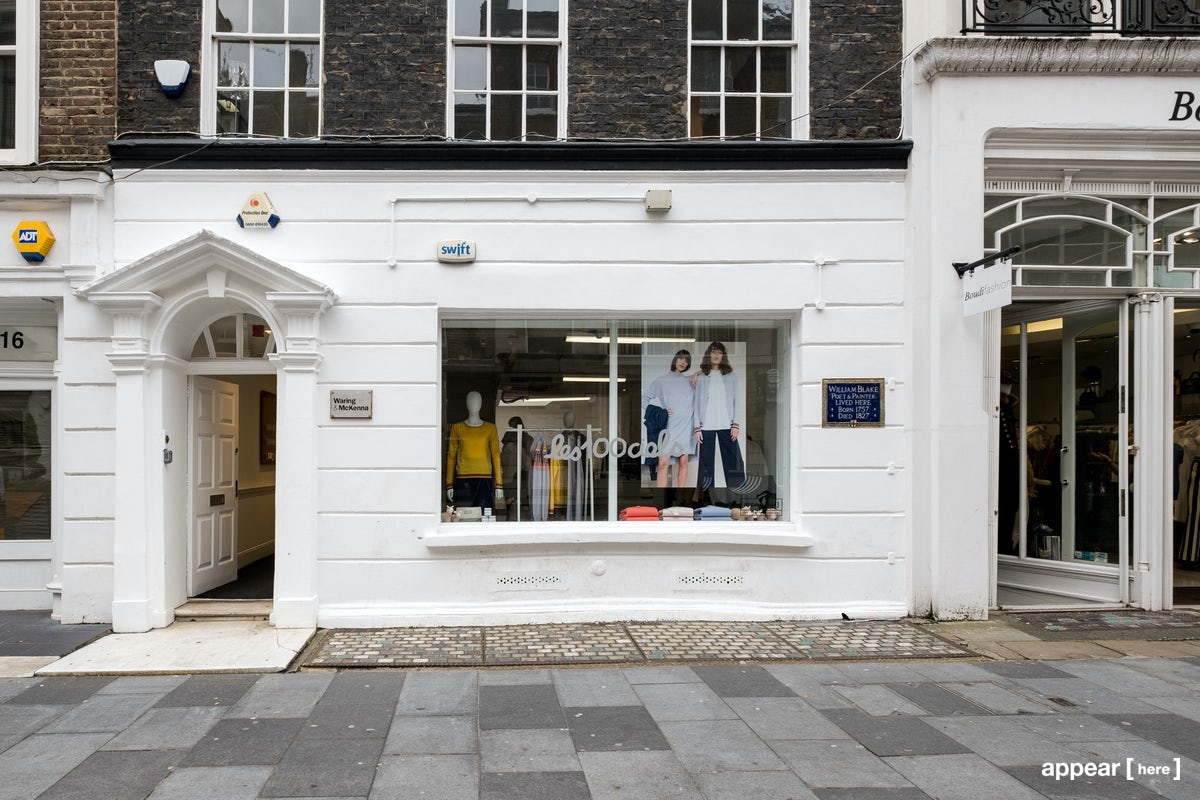 South Molton Street , Mayfair - The Beauty Store