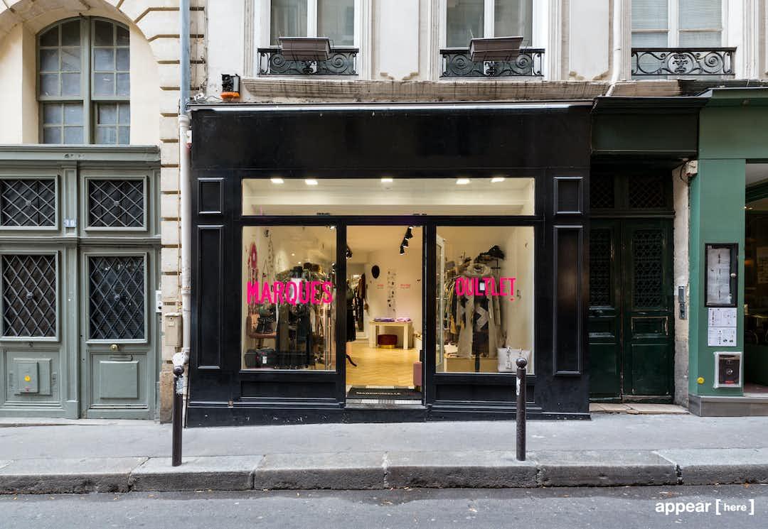 Boutique Corail Saint-Germain