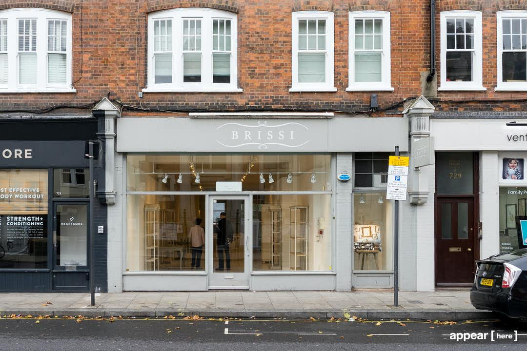 Fulham Road, Fulham - The French-Style Boutique