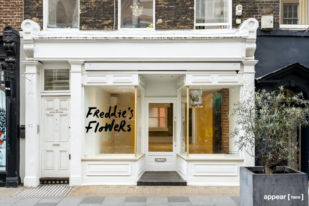 South Molton Street, Mayfair - The White Boutique