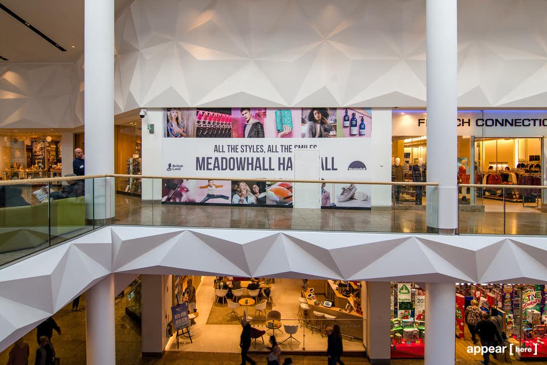 Meadowhall Shopping Centre, Sheffield - The Arcade Shop