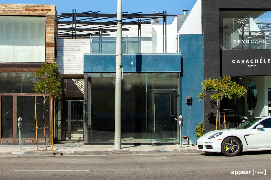 8461 Melrose Avenue - Space A, West Hollywood, Los Angeles, CA