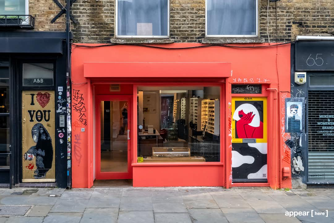 63 Redchurch Street (Front Space), Shoreditch, London