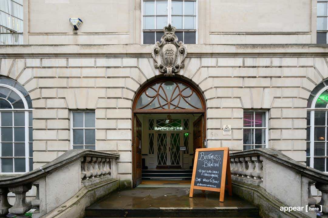 56 Davies Street, Basement bar, London