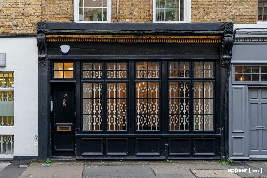 16 Holywell Row, London, London