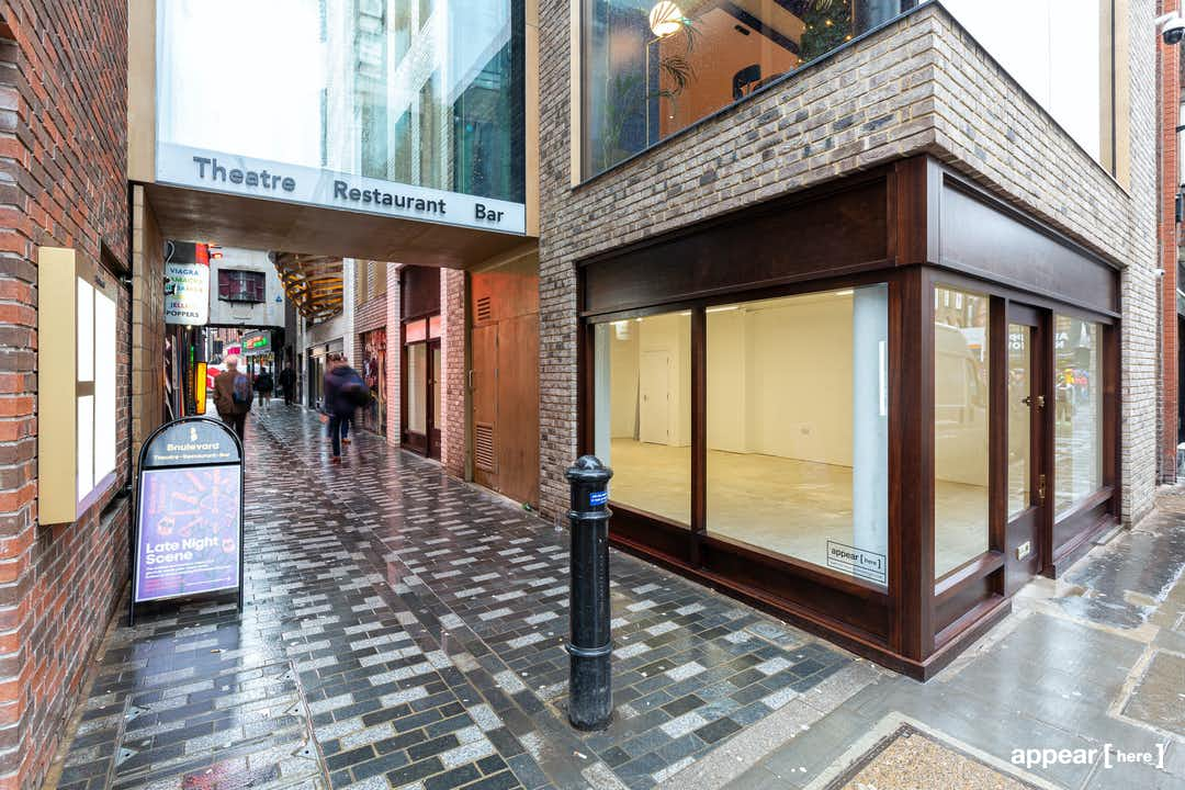 Peter Street, Soho – The Corner Boutique
