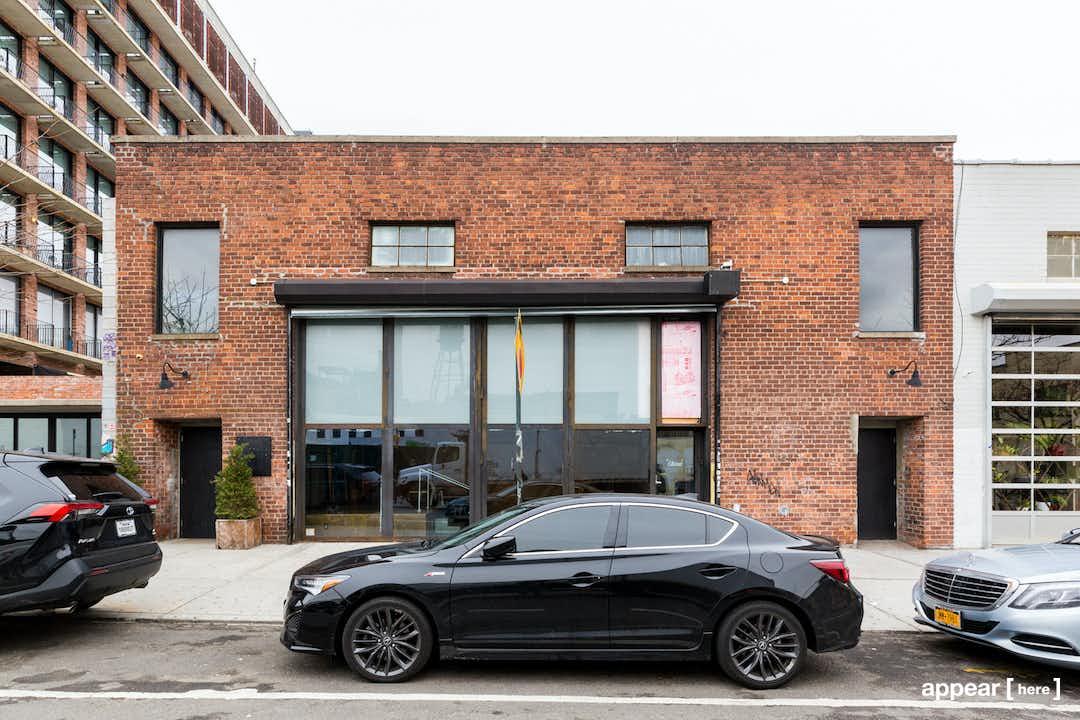 Williamsburg - The Brick Retail Concept