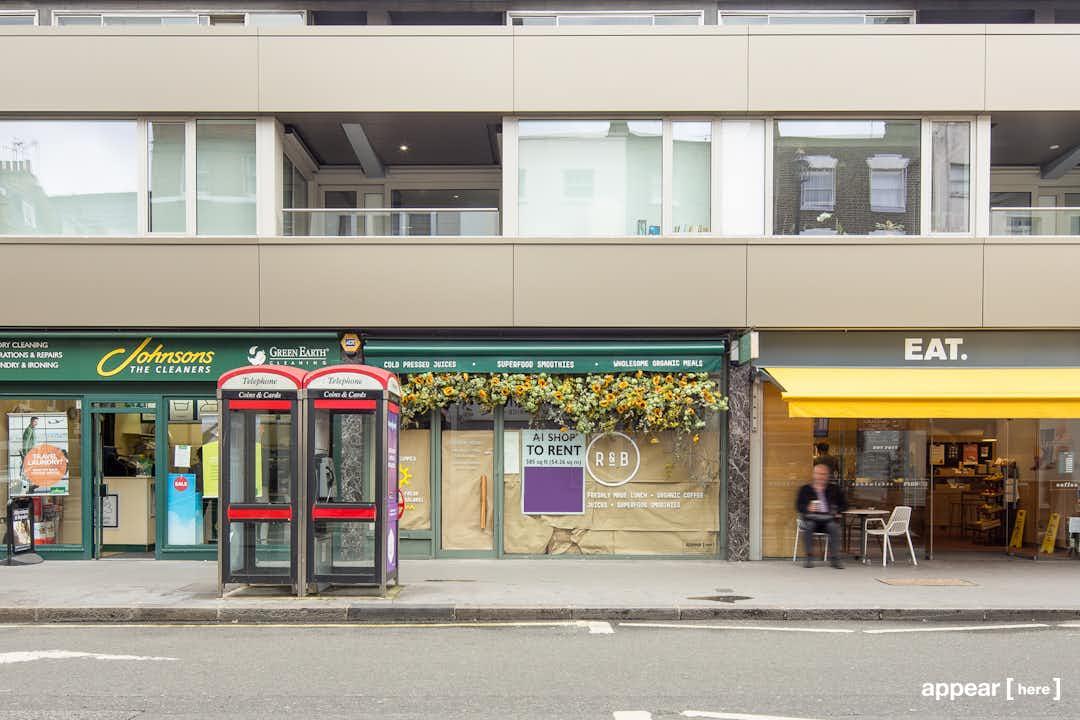 5 Thayer Street, London