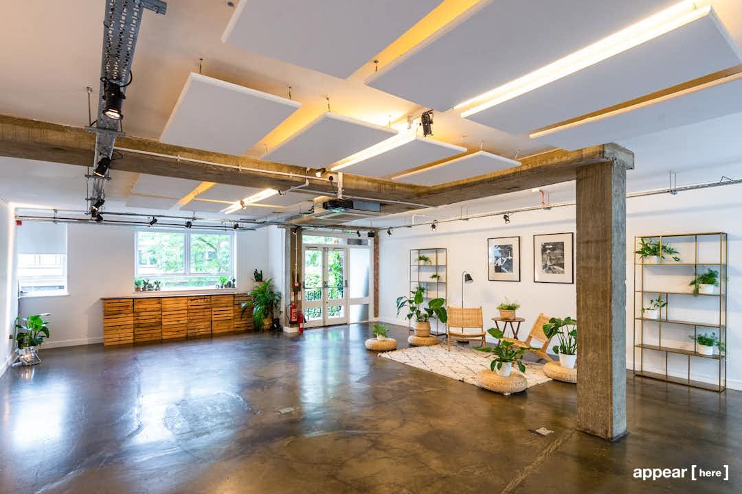 Marylebone – Top Floor & Garden Event Space