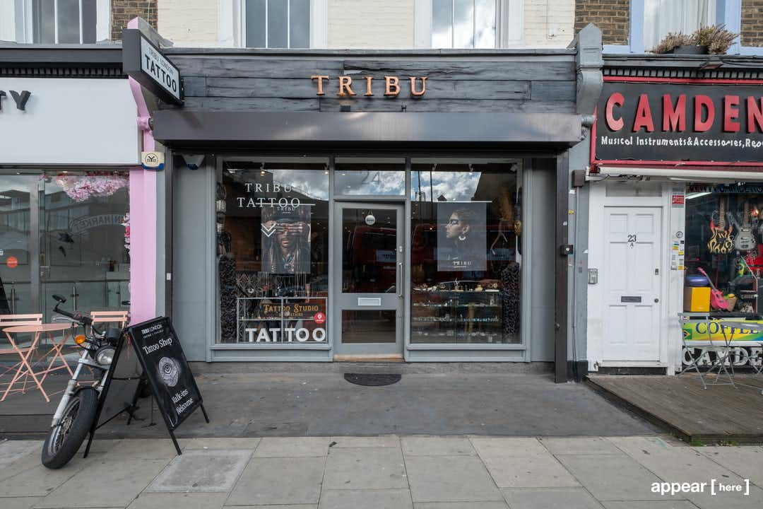 Js Auto Manchester >> Rent a space | Chalk Farm Road, Camden - The Tattoo Store ...
