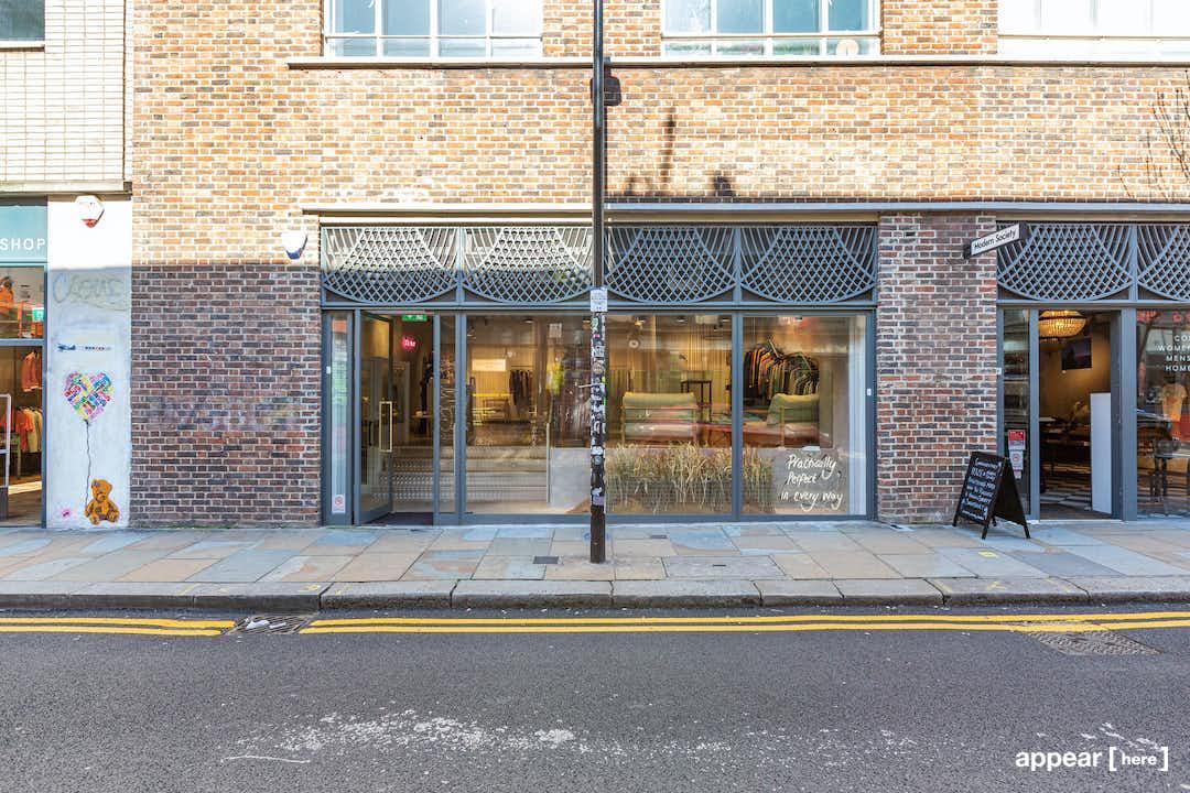 31 Redchurch Street, Shoreditch, London