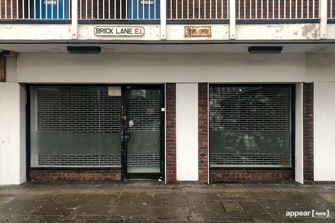 21 Brick Lane, London