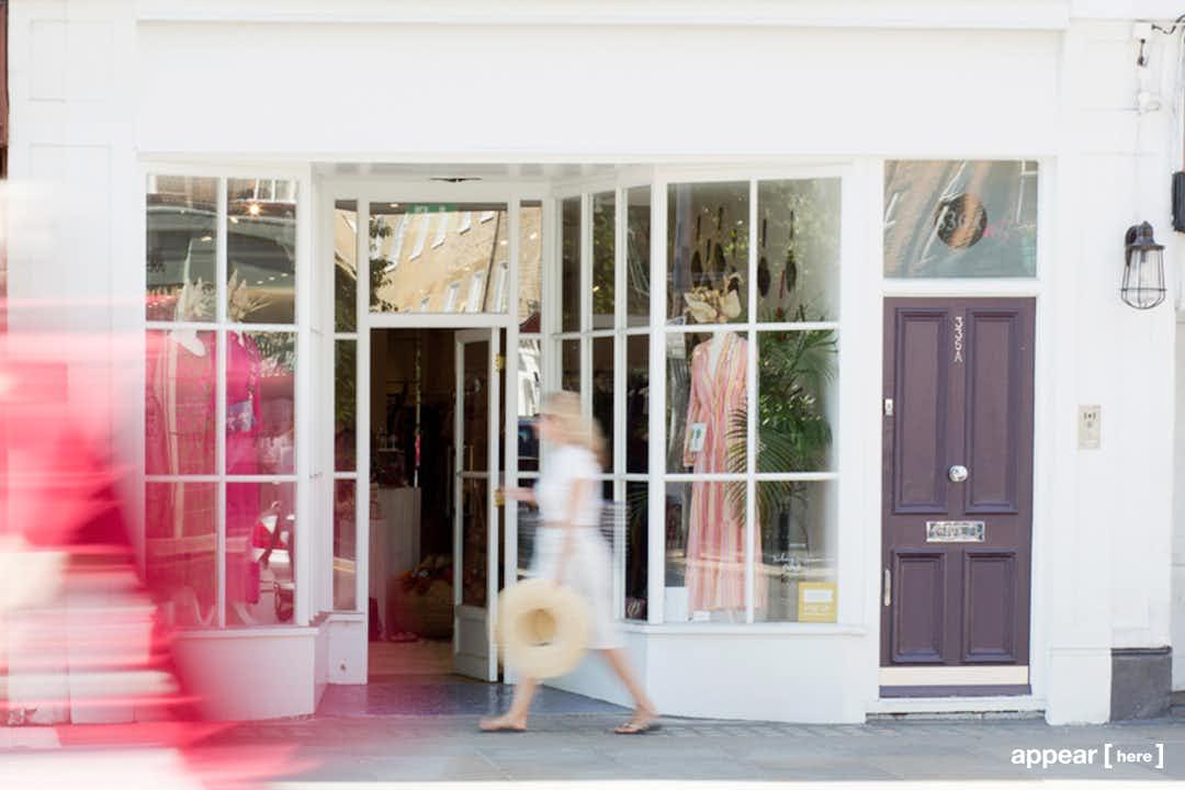 Kings Road, Chelsea - The Grey Store