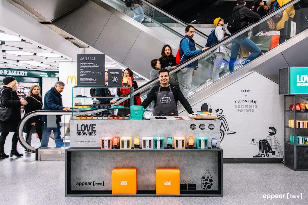 Bond Street Kiosk - Tube Level , London, London