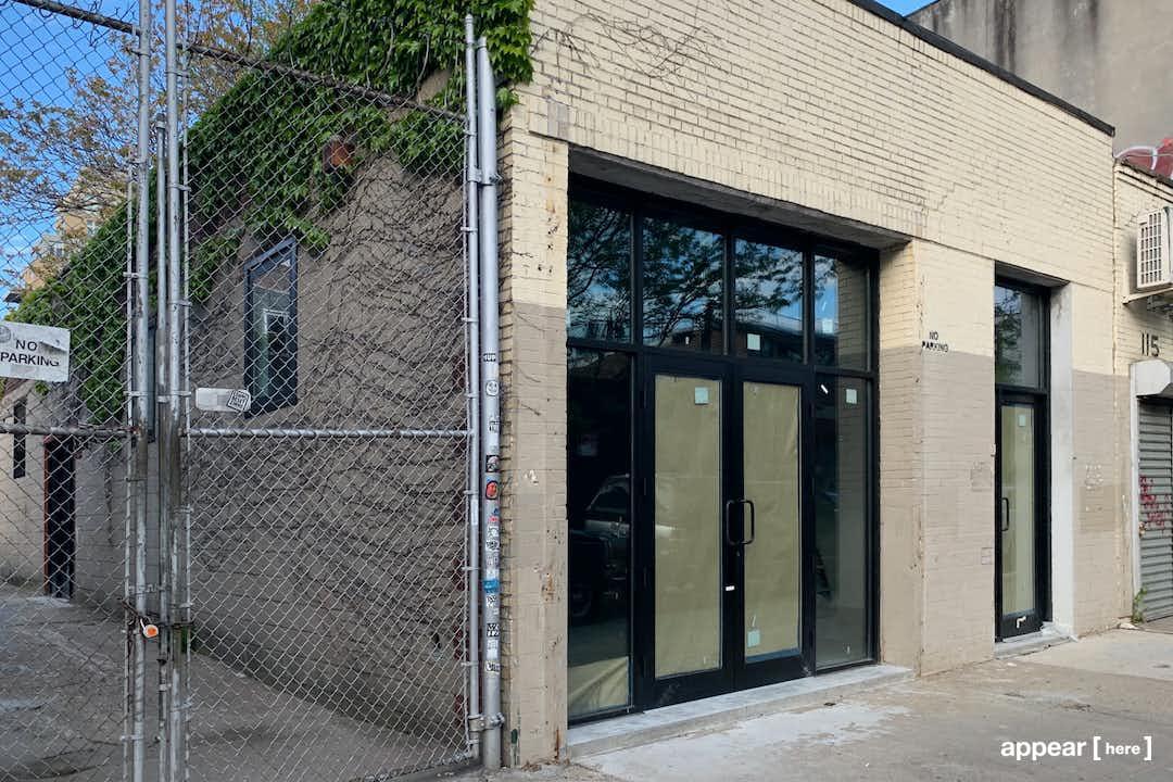 111 N. 5th St. Williamsburg - The Brick Retail Space