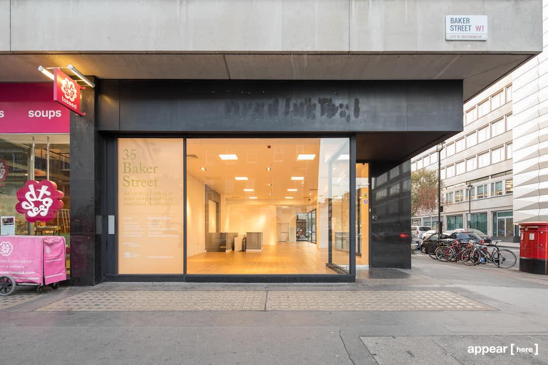 Baker Street, Marylebone - The Concept Store