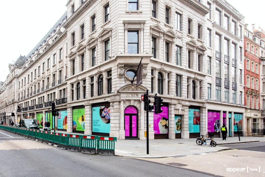 Regent Street - The Christmas Concept Store - Space 3