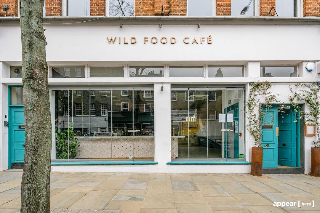 Islington, Upper Street – The Old Restaurant